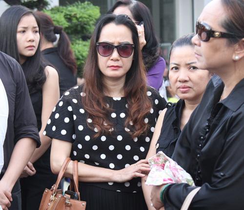 Dòng người tiếc thương tiễn đưa nhạc sỹ Nguyễn Ánh 9 - 11