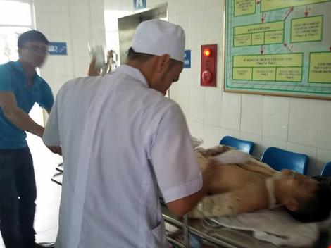 Nghệ An: Nổ lớn ở khu công nghiệp, nhiều người bị thương - 2