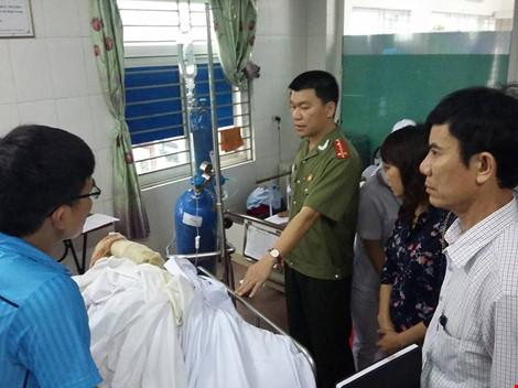 Nghệ An: Nổ lớn ở khu công nghiệp, nhiều người bị thương - 3