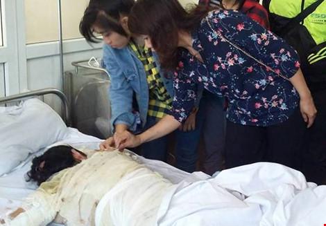 Nghệ An: Nổ lớn ở khu công nghiệp, nhiều người bị thương - 4