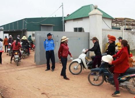 Nghệ An: Nổ lớn ở khu công nghiệp, nhiều người bị thương - 1