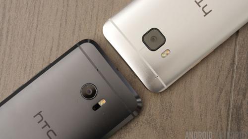 So sánh HTC 10 và HTC One M9 - 2