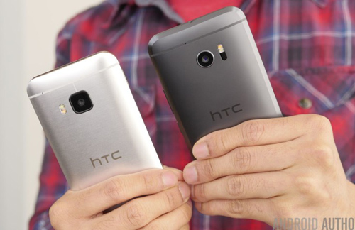 So sánh HTC 10 và HTC One M9 - 7