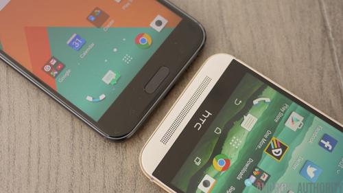 So sánh HTC 10 và HTC One M9 - 3
