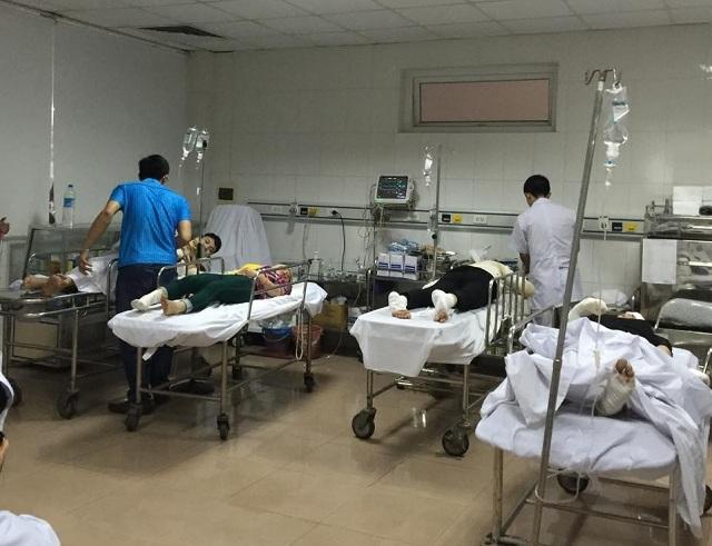 Vụ nổ nồi hơi tại Nghệ An: 200 công nhân đang làm việc - 1