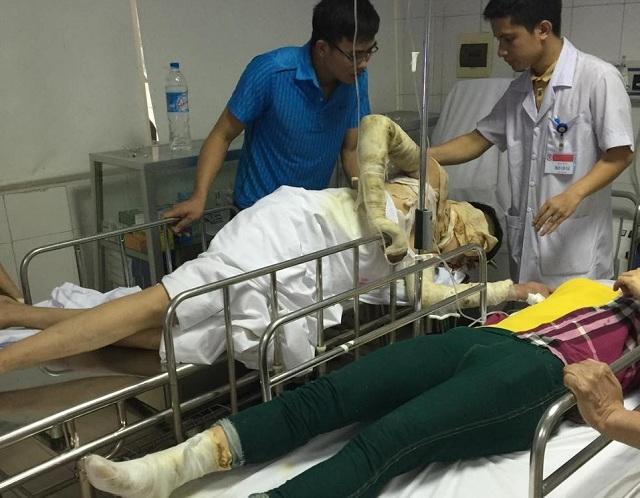 Vụ nổ nồi hơi tại Nghệ An: 200 công nhân đang làm việc - 3