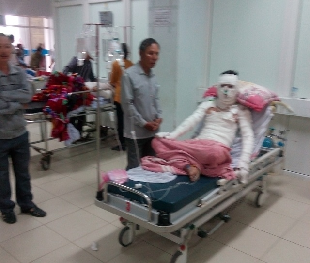 Vụ nổ nồi hơi tại Nghệ An: 200 công nhân đang làm việc - 4