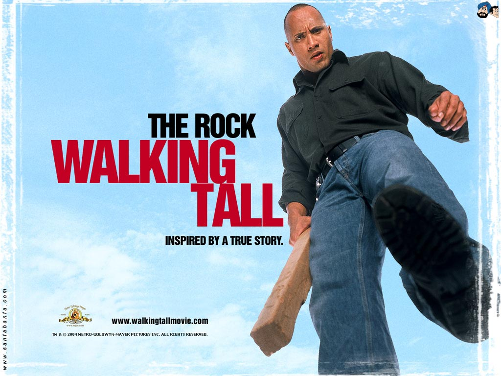 Trailer phim: Walking Tall - 1