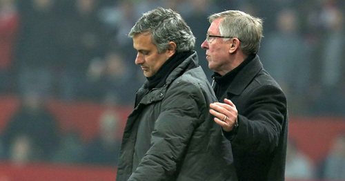 Sir Alex gật đầu, Mourinho sắp kí hợp đồng 3 năm với MU - 1