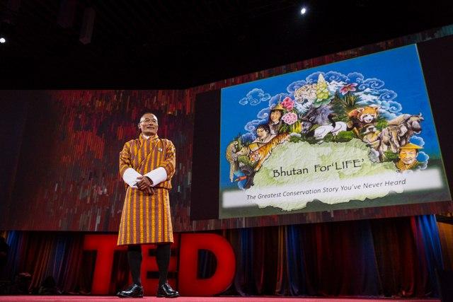 Bài phát biểu gây chấn động của Thủ tướng Bhutan - 1
