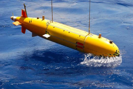 Tin biển Đông mới nhất - Mỹ dùng tàu ngầm không người lái trị TQ - 1