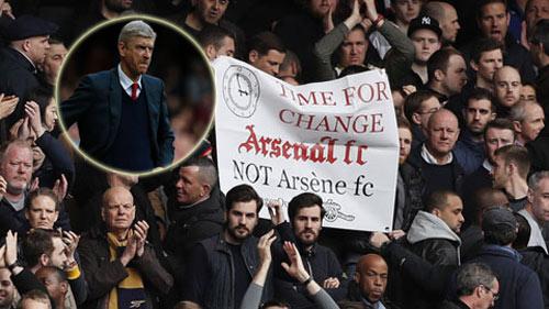 Nếu thực sự yêu Arsenal, Wenger hãy ra đi - 1