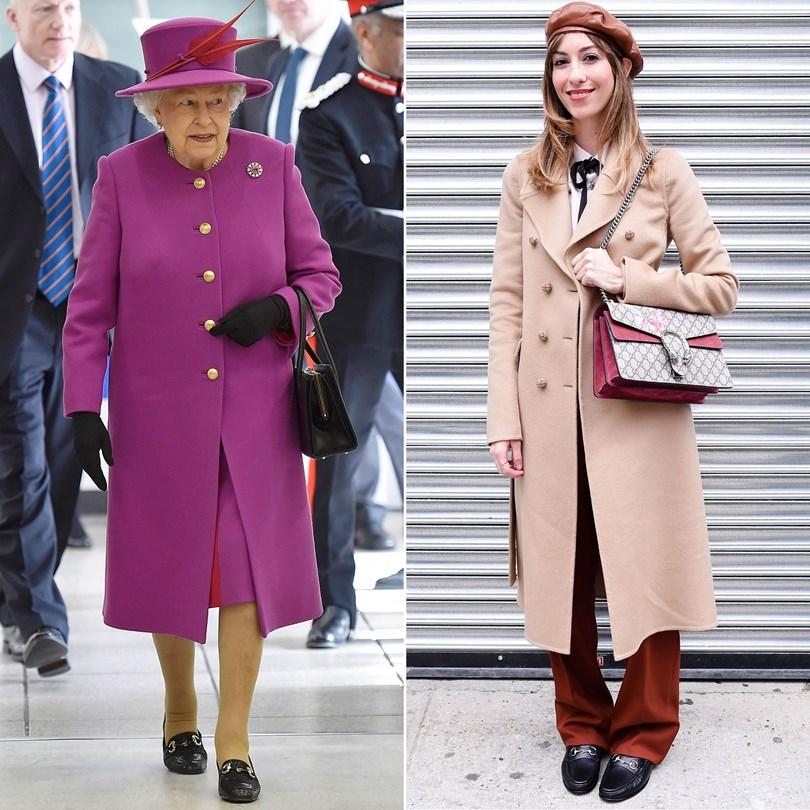 """Những kiểu mốt được nữ hoàng Anh 90 tuổi """"lăng xê"""" - 3"""