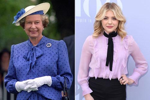 """Những kiểu mốt được nữ hoàng Anh 90 tuổi """"lăng xê"""" - 5"""
