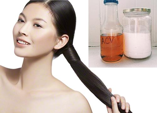 Chăm sóc tóc với Baking Soda - 1