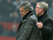 Bóng đá - Sir Alex gật đầu, Mourinho sắp kí hợp đồng 3 năm với MU