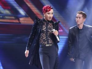 """Chàng vũ công phi giới tính gây tranh cãi tại """"X-Factor"""""""