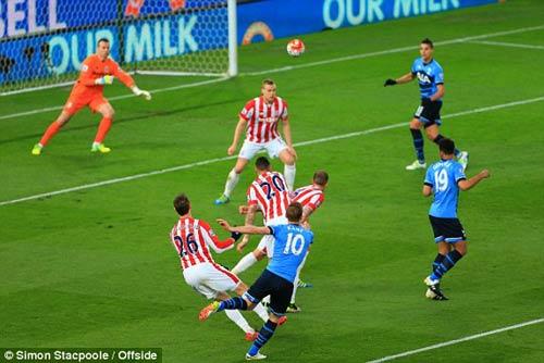 Video Stoke City vs Tottenham - 1