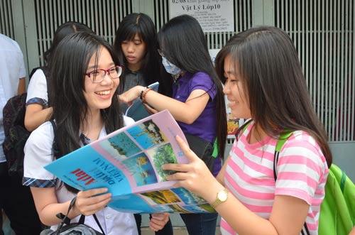 Bí quyết ôn thi THPT Quốc gia: Kỹ năng dùng Atlat trong môn địa lý - 1