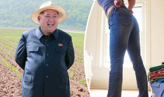 """Triều Tiên lập đội """"soi"""" người mặc quần jean, xỏ khuyên - 1"""