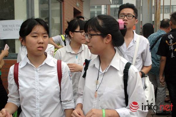 Tiêu chí dự thi vào trường THPT chuyên của Hà Nội như thế nào? - 1