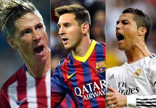 Atletico dễ đăng quang La Liga, Barca về thứ ba - 1