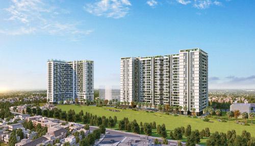 Những giá trị cần tính đến khi mua căn hộ khu Tây TP.HCM - 1