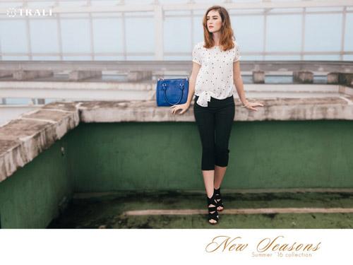 Style hè năng động cho fashionista đích thực - 12