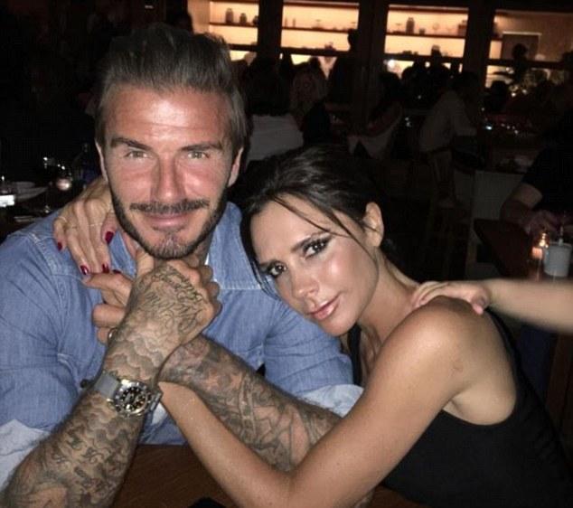 Tan chảy vì lời tình tứ của vợ chồng Victoria Beckham - 3