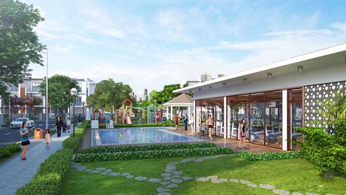 Golf Park Residence – Một mũi tên hai mục đích - 2