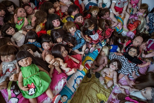 Cơn sốt nuôi búp bê như con đẻ ở Thái Lan - 5