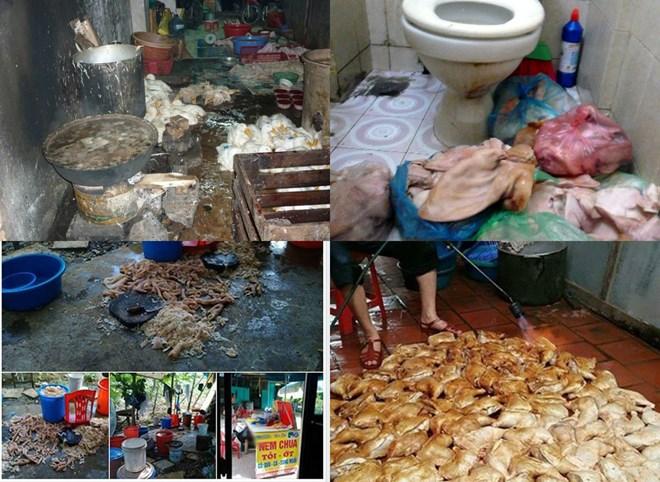 Thực phẩm bẩn và lời cảnh tỉnh của nguyên PGĐ Bệnh viện K - 1