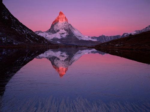 Chiêm ngưỡng những ngọn núi đẹp nhất thế giới - 1