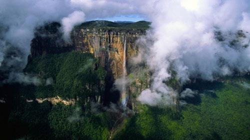 Chiêm ngưỡng những ngọn núi đẹp nhất thế giới - 7