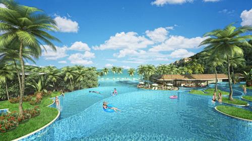 Tập đoàn Sun Group mở bán 2 dự án nghỉ dưỡng đẳng cấp quốc tế - 1