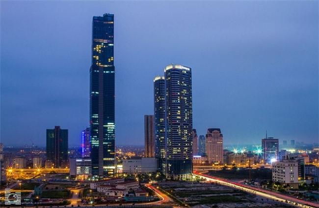 Tòa nhà Keangnam cao nhất Việt Nam sắp đổi chủ? - 1