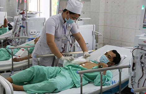 Bộ trưởng y tế chỉ đạo hỗ trợ ghép thận cho nhà báo Nguyễn Văn Bằng - 1