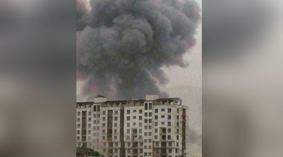 Vụ nổ bom tự sát ở Kabul - 1