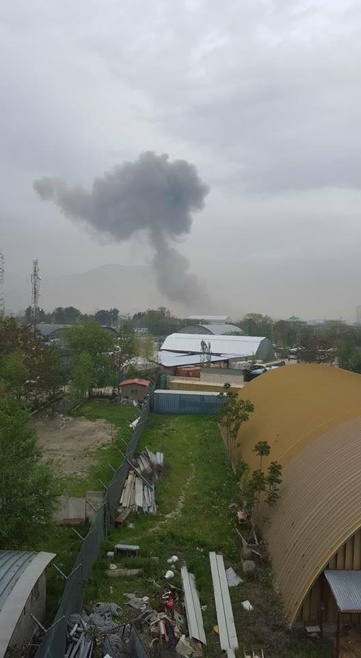 Vụ nổ bom tự sát ở Kabul - 3