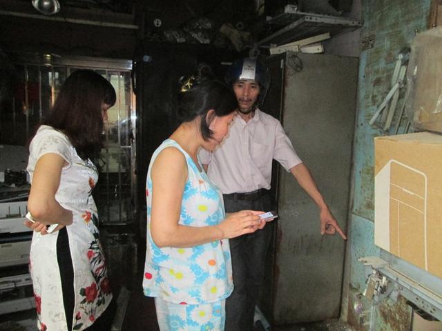 Chuyện lạ ở Hà Nội: Chung cư cao tầng... bốc mùi - 6
