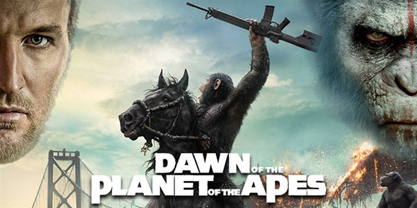 Trailer phim: Dawn Of The Planet Of The Apes - 1