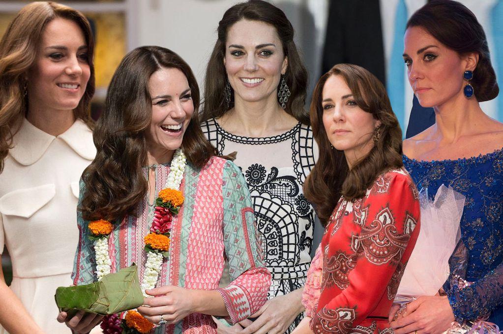 Công nương Anh chi 1 tỷ sắm váy áo cho 7 ngày công du - 1