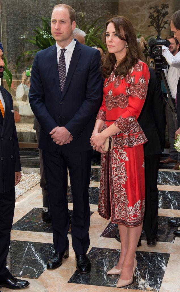Công nương Anh chi 1 tỷ sắm váy áo cho 7 ngày công du - 2