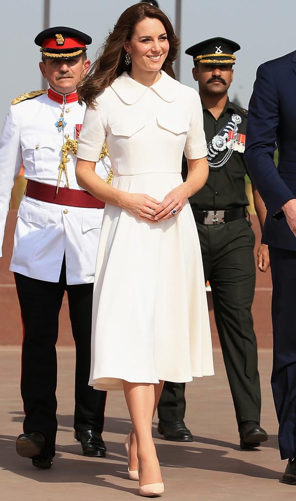 Công nương Anh chi 1 tỷ sắm váy áo cho 7 ngày công du - 5