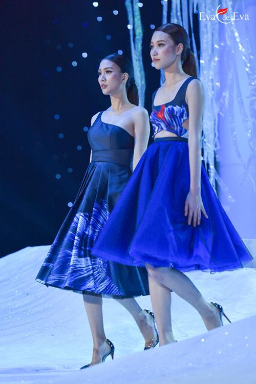 Những mẫu thiết kế kiêu sa khép lại show Eva de Eva - 5