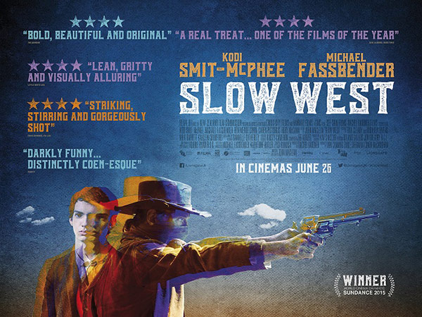 Trailer phim: Slow West - 1