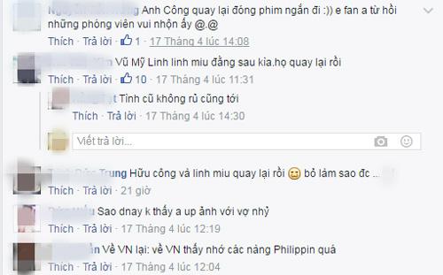 """Linh Miu: """"Tôi vui khi Hữu Công có tình mới"""" - 4"""