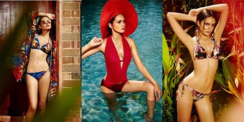 """""""Rực rỡ sắc hè"""" cùng đồ bơi ELLE và Annebra tại Pandemos - 1"""