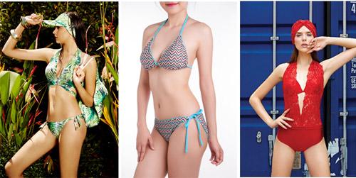 """""""Rực rỡ sắc hè"""" cùng đồ bơi ELLE và Annebra tại Pandemos - 4"""