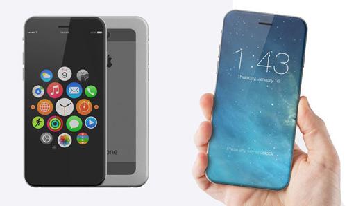 Apple đặt hàng 100 triệu tấm nền OLED cho iPhone 7s - 2